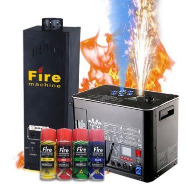 Газ для огня