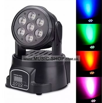 Светодиодная LED Голова - City Light CS-B710